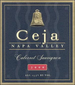 Ceja - Carneros, Napa Valley